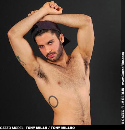 Tony Milan European Cazzo Film Berlin Gay Porn Star Gay Porn 130721 gayporn star
