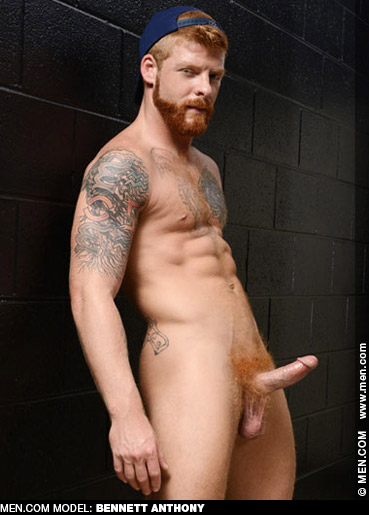 Bennett Anthony American Muscle Ginger Gay Porn Star Gay Porn 130950 gayporn star