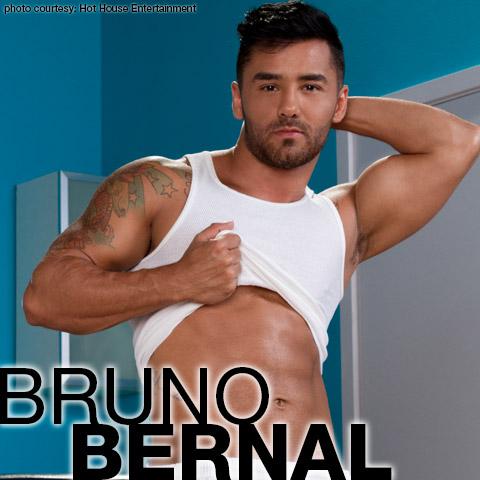 Bruno Bernal Brazilian Lebanese Isreali Gay Porn Star 130951 gayporn star Men.com Blake Mason Bulldog AlphaMale