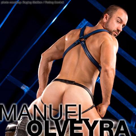 Manuel Olveyra Kristen Bjorn Spanish Gay Porn Star 131001 gayporn star Uruguayan