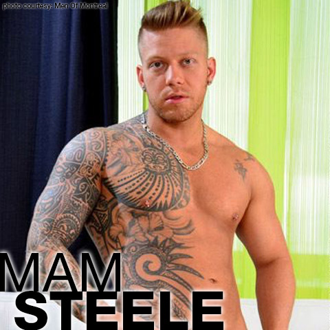 Mam Steele Canadian Stripper Gay Porn Performer Gay Porn 131006 gayporn star