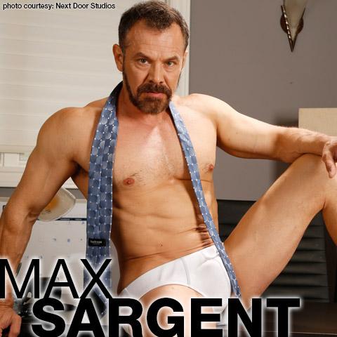Max Sargent Sexy Daddy American Gay Porn Star 131043 gayporn star