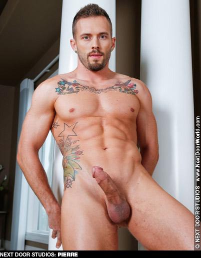Pierre Next Door Studios solo performer 131113 gayporn star
