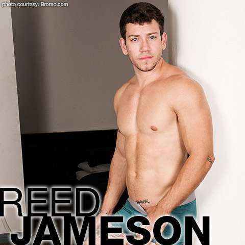 Reed Jameson Kinky American Gay Porn Star Gay Porn 131164 gayporn star Bromo bareback