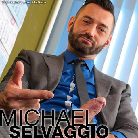 Michael Selvaggio European Cazzo Film Berlin Gay Porn Star Gay Porn 131265 gayporn star Dutch Daddy