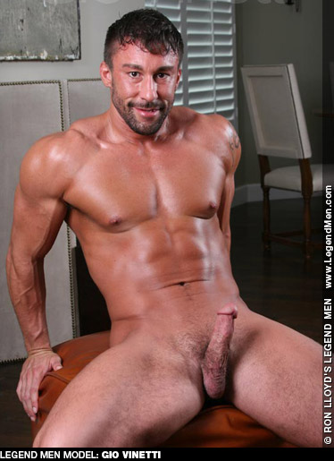 Gio Vinetti American Gay Porn Star 131404 gayporn star Ron Lloyd LegendMen.com Body Image Productions