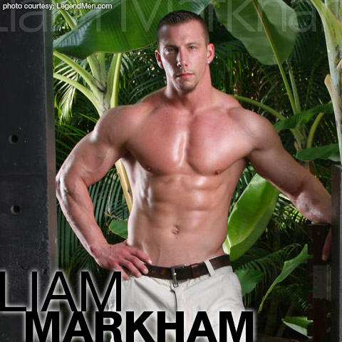 Liam Markham Ron Lloyd LegendMen Model & Performer Gay Porn 131408 gayporn star Body Image Productions