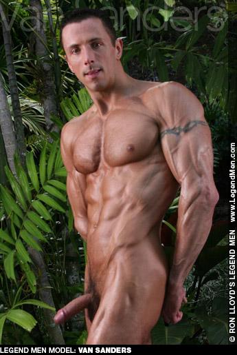 Van Sanders Ron Lloyd LegendMen Body Image Productions Model & Performer Gay Porn 131412 gayporn star
