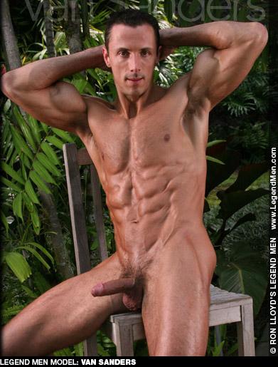 Van Sanders Ron Lloyd LegendMen Model Performer Gay Porn 131412 gayporn star