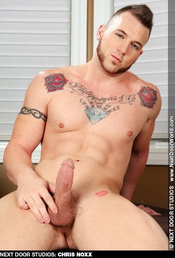 Chris Noxx Next Door Studios solo performer 131588 gayporn star