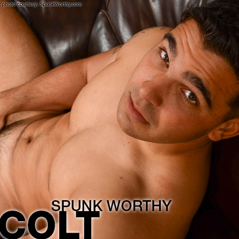 Colt SpunkWorthy Amateur Muscular Military Man 131614 gayporn star
