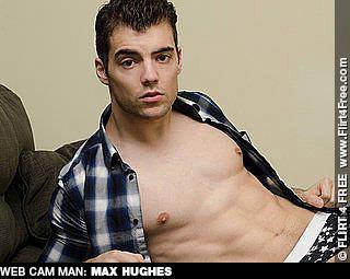 Max Hughes Sexy Web Cam Performer 131651 gayporn star
