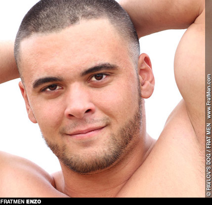 Fratmen Enzo American Frat Pad Performer 131658 gayporn star