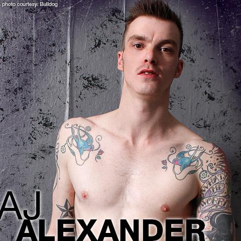 AJ Alexander British Gay Porn Star 131682 gayporn star