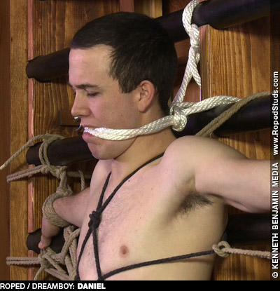 Daniel American Dream Boy Bondage Gay Porn Star 131797 gayporn star
