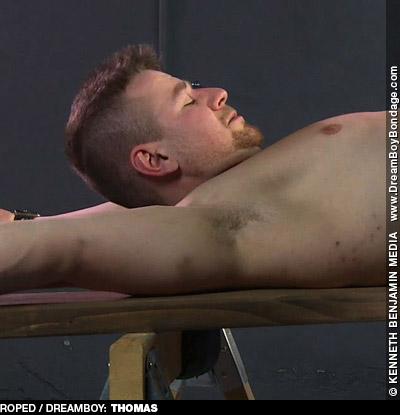 Thomas American Dream Boy Bondage Gay Porn Star 131798 gayporn star