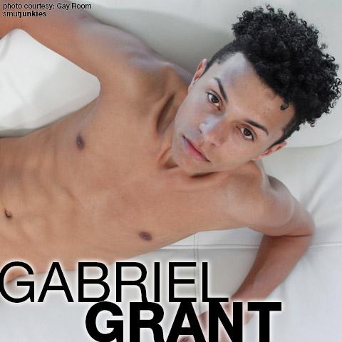 Gabriel Grant Sexy Black Twink American Gay Porn Star Gay Porn 131804 gayporn star