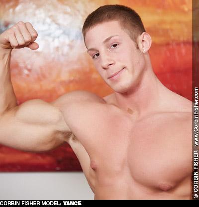 Vance Handsome American Corbin Fisher Hunk 131850 gayporn star