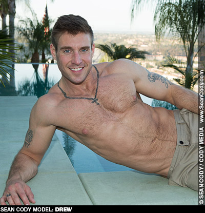 Drew Sean Cody Tattooed Sexy hunk 131985 gayporn star