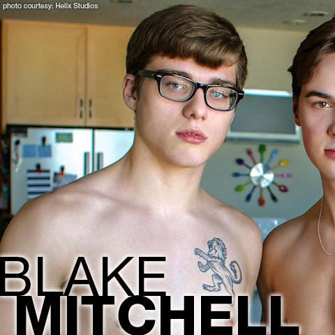 Blake Mitchell Helix Studios American Gay Porn Twink Gay Porn 132109 gayporn star