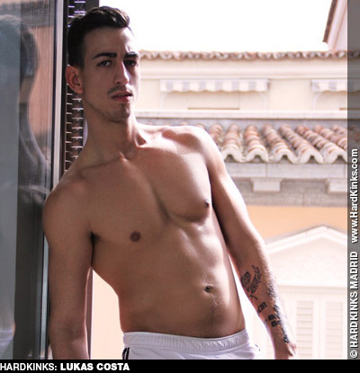 Lukas Costa Spanish Kink BDSM Gay Porn Performer Gay Porn 132155 gayporn star