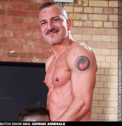 Giorgio Arsenale Sexy Italian Daddy Gay Porn Star 132181 gayporn star
