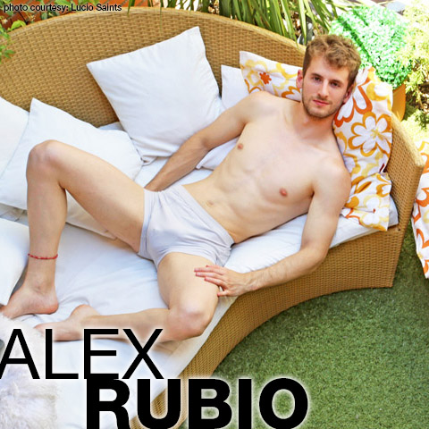 Alex Rubio Spanish Lucio Saints Gay Porn Star Gay Porn 132219 gayporn star
