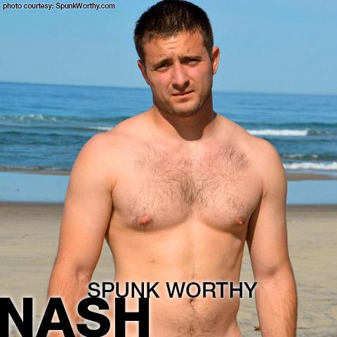 Nash SpunkWorthy American Gay Porn Amateur Gay Porn 132244 gayporn star