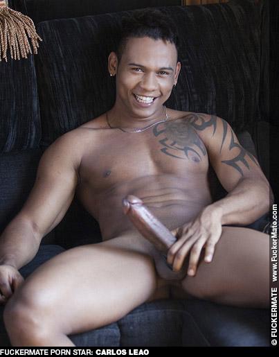 Carlos Leao FuckerMate Brazilian Gay Porn Star Gay Porn 132272 gayporn star
