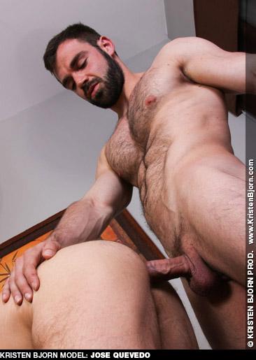 Jose Quevedo Spanish Kristen Bjorn Gay Porn Performer Gay Porn 132314 gayporn star