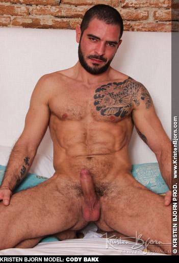 Cody Banx Bulgarian Kristen Bjorn Gay Porn Performer Gay Porn 132315 gayporn star
