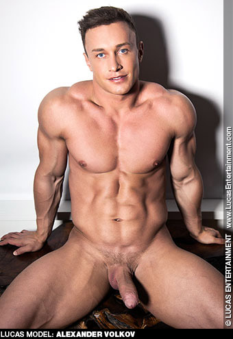 Alexander Volkov Lucas Entertainment Gay Porn Star Gay Porn 132328 gayporn star