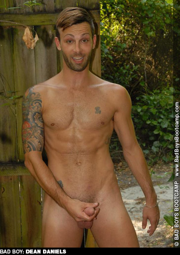Dean Daniels American Gay Porn Bad Boy Gay Porn 132340 gayporn star