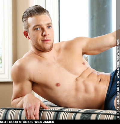 Wes James American Gay Porn and Solo Performer Gay Porn 132360 gayporn star