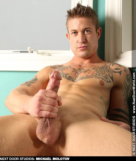Michael Molotov American Gay Porn and Solo Performer Gay Porn 132364 gayporn star