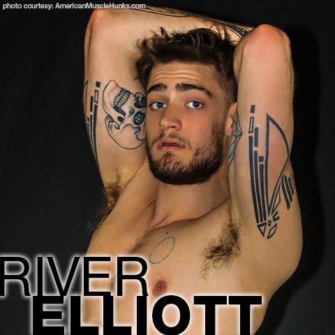 River West Scruffy American Gay Porn Amateur 132379 gayporn star