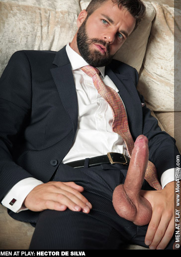 Hector de Silva Spanish Men At Play European Gay Porn Hunk Gay Porn 132382 gayporn star