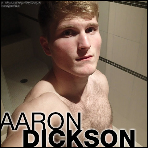 Aaron Dickson American Exhibitionist Gay Porn GayHoopla Amateur Gay Porn 132383 gayporn star