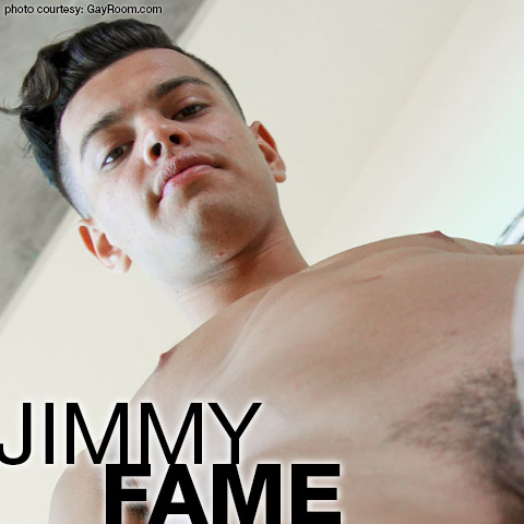 Jimmy Fame Big Uncut Dick American Gay Porn Star Gay Porn 132415 gayporn star