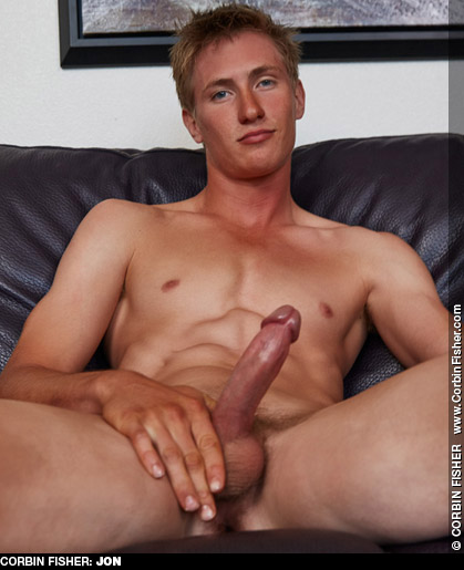 Jon Corbin Fisher Amateur College Man Gay Porn 132445 gayporn star