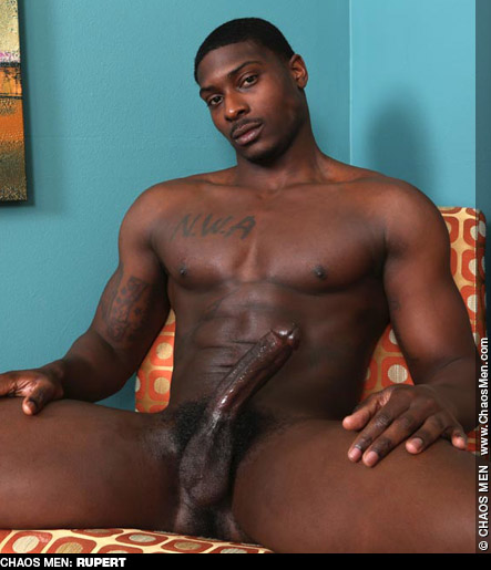 Black hung gay men