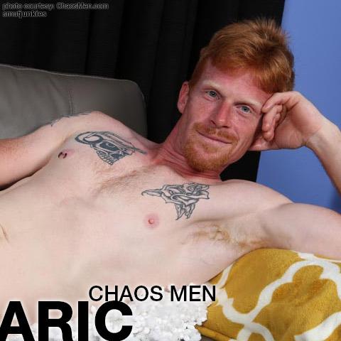 Aric ChaosMen Amateur Gay Porn Bareback 132453 gayporn star