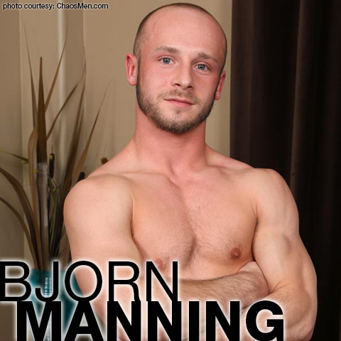 Bjorn Compact Cute ChaosMen Amateur Jock Gay Porn Bareback 132457 gayporn star