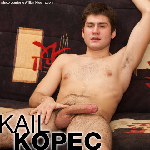 Kail Kopec Hung William Higgins Czech Gay Porn Star 132480 gayporn star