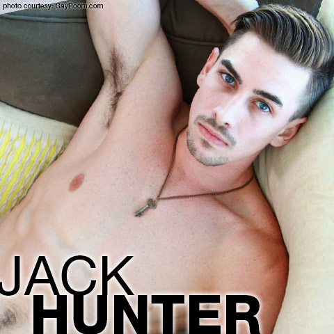 Jack Hunter Hung Handsome New American Gay Porn Star Gay Porn 132517 gayporn star Jack Hunter