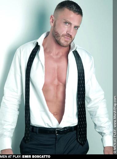 Emir Boscatto Men At Play European Gay Porn Hunk Gay Porn 132538 gayporn star
