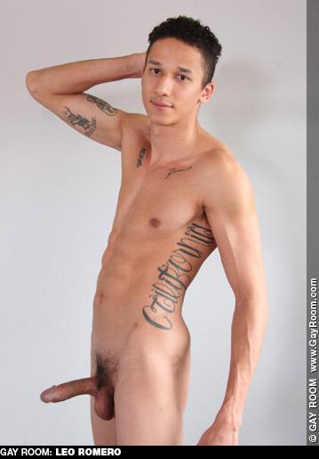 Leo Romero American Latino Gay Porn Star Gay Porn 132548 gayporn star
