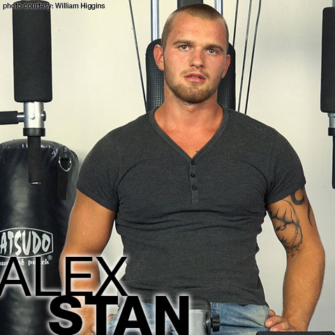 Alex Stan William Higgins Tattooed Hunky Czech Gay Porn Star 132566 gayporn star