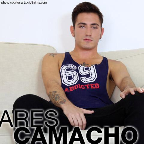 Ares Camacho Hung Handsome Spanish Gay Porn Star Gay Porn 132575 gayporn star
