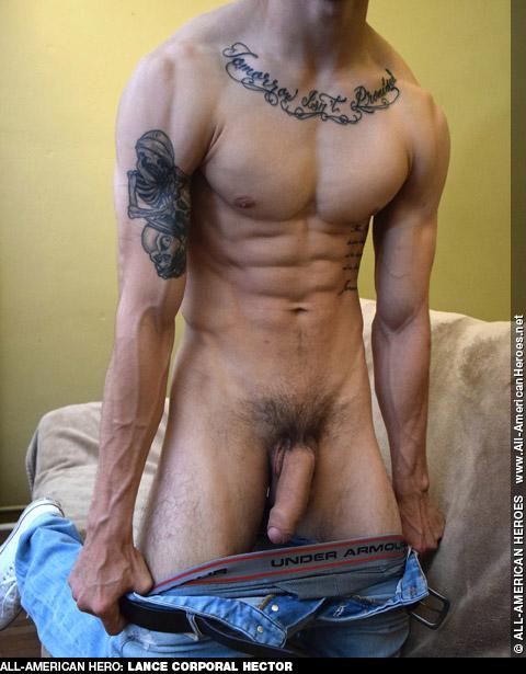 Lance Corporal Hector American Gay Porn Star Gay Porn 132579 gayporn star